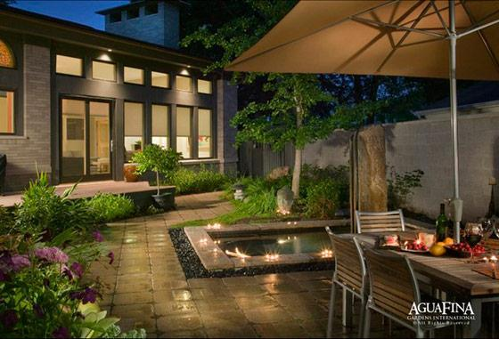 modern landscape trends design ideas 2011 elegant